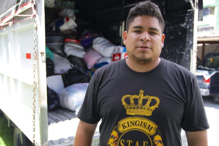 The Latin Kings Help Ecuador's Earthquake Victims